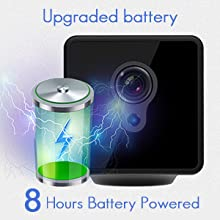 Upgraded battery