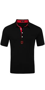 Men's Casual Fashion Polo Shirt