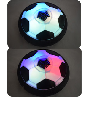 The kid toy with multi-colored LED lights, the flashing colorful light make the night more beautiful