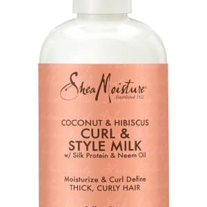 curl care, hair care, hair milk, style milk