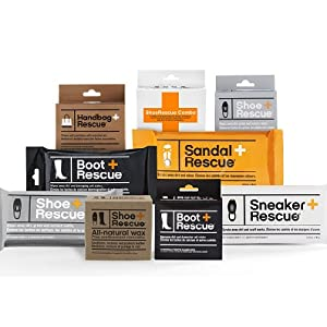 BootRescue shoerescue sneakerrescue sandalrescue handbagrescue shoerescue wax shoerescue combo box