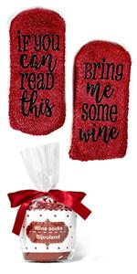 red wine socks for her fuzzy wine socks fluffy wine socks merlot wine socks gifs for her under 10