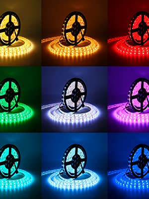 RGB ROPE LIGHT