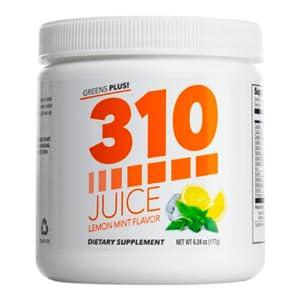310 juice lemon mint