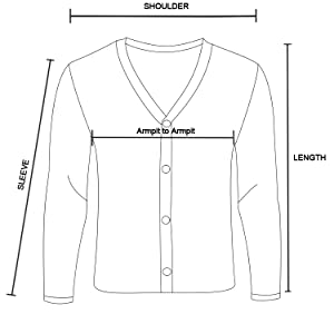 flatseven cardigan size