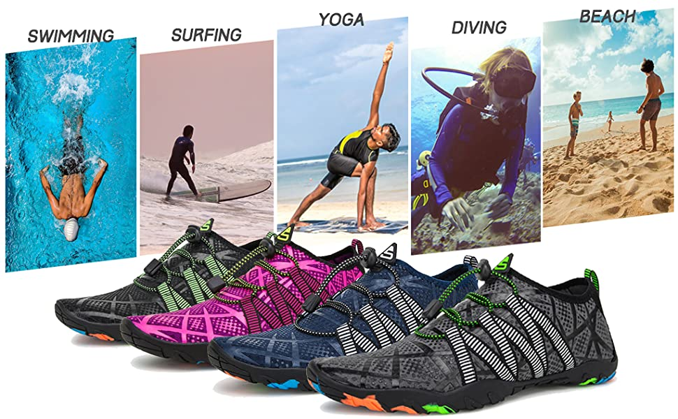 beach shoes for men