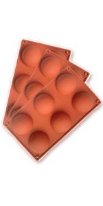 3 Pack Silicon Mold