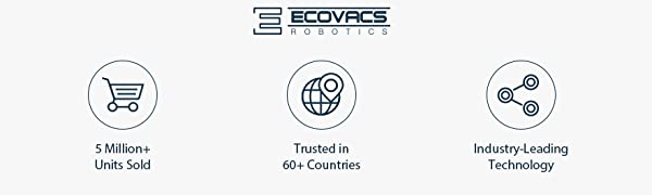 ecovacs global brand trusted industry leading