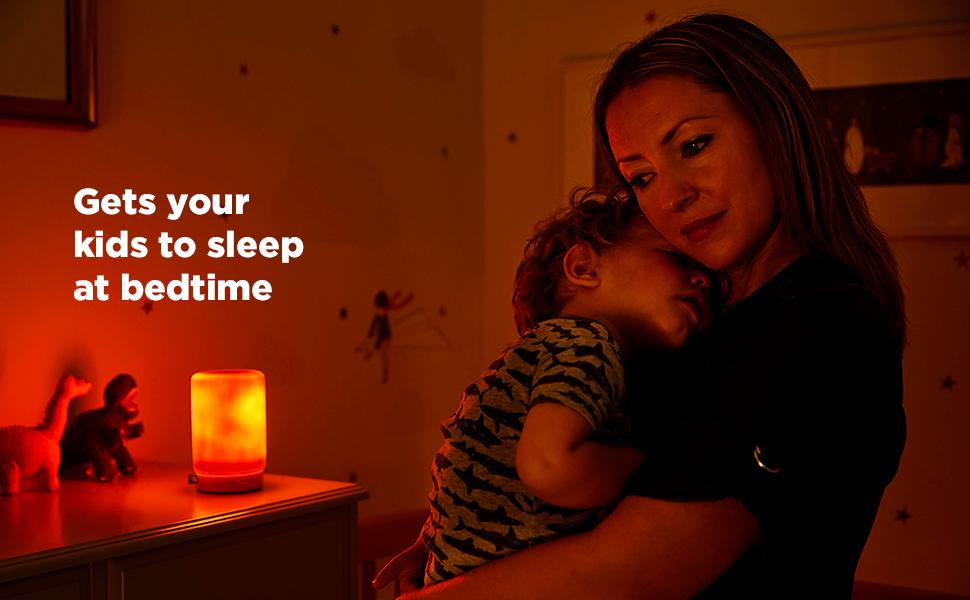 Baby Monitor, Audio WiFi, Night Light, Sleep Soother Sound Machine, Suzy Snooze, BleepBleeps
