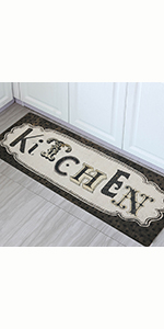 Rubber Kitchen Rugs